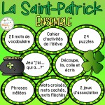 La Saint-Patrick - Ensemble