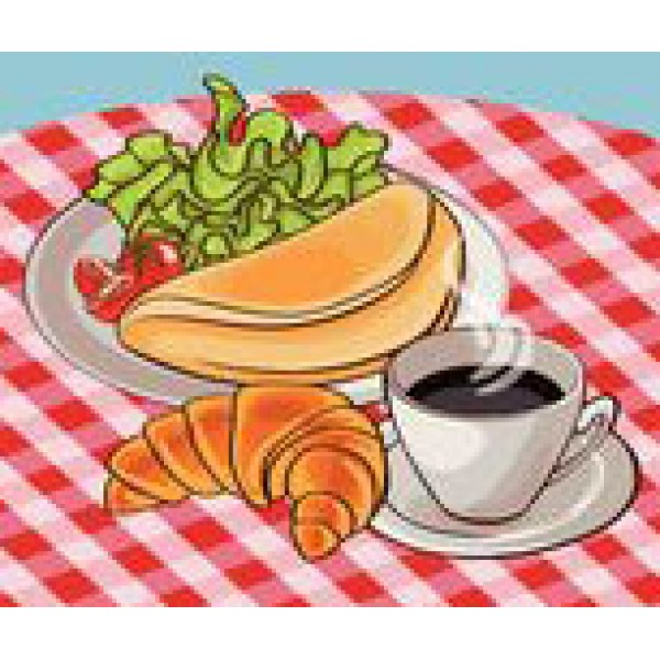 FOOD - ACTIVITY - FRENCH BREAKFAST