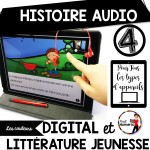 8 LIVRETS LECTURE INTERACTIFS + AUDIO